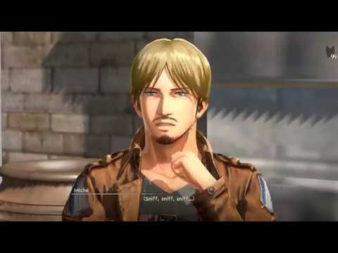 Attack on Titan 2 - Saving Dead Characters Guide. Part 4 ...