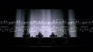 Kraftwerk 3D Franz schubert / Europa endlos / Spiegelsaal concert
