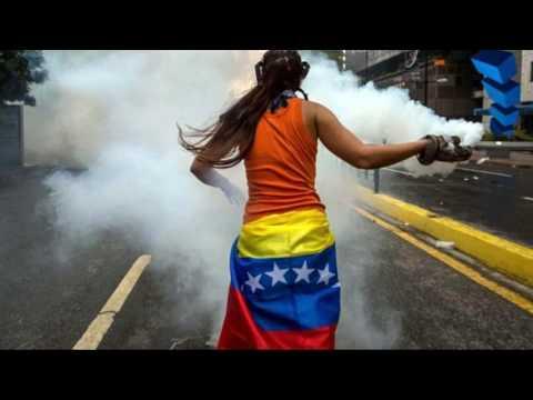 Hermosa Reflexión de Mujer Andina a toda Venezuela