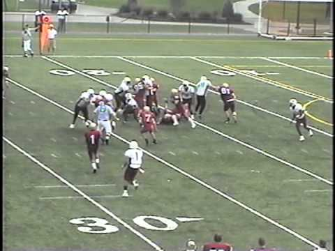 2005 Milford Academy at StJohnFisher JV 2nd Game