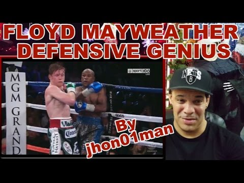 "My ReView/ReAction for ""Floyd Mayweather Defensive Genius"""