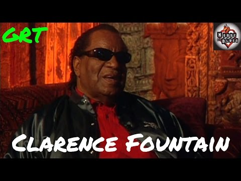 Clarence Fountain & The Blind Boys of Alabama | Green Room Tales