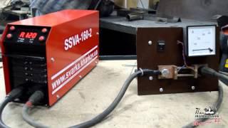 SSVA 160 2   нержавеющая сталь(, 2015-04-27T05:31:04.000Z)