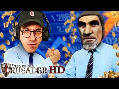 Kaiser Friedrich, bester Mann! | Stronghold Crusader HD