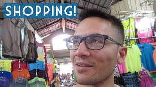 Bến Thành Market and Songkran in Vietnam?! // Ho Chi Minh City, Vietnam
