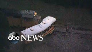 Deadly school bus crash in Texas