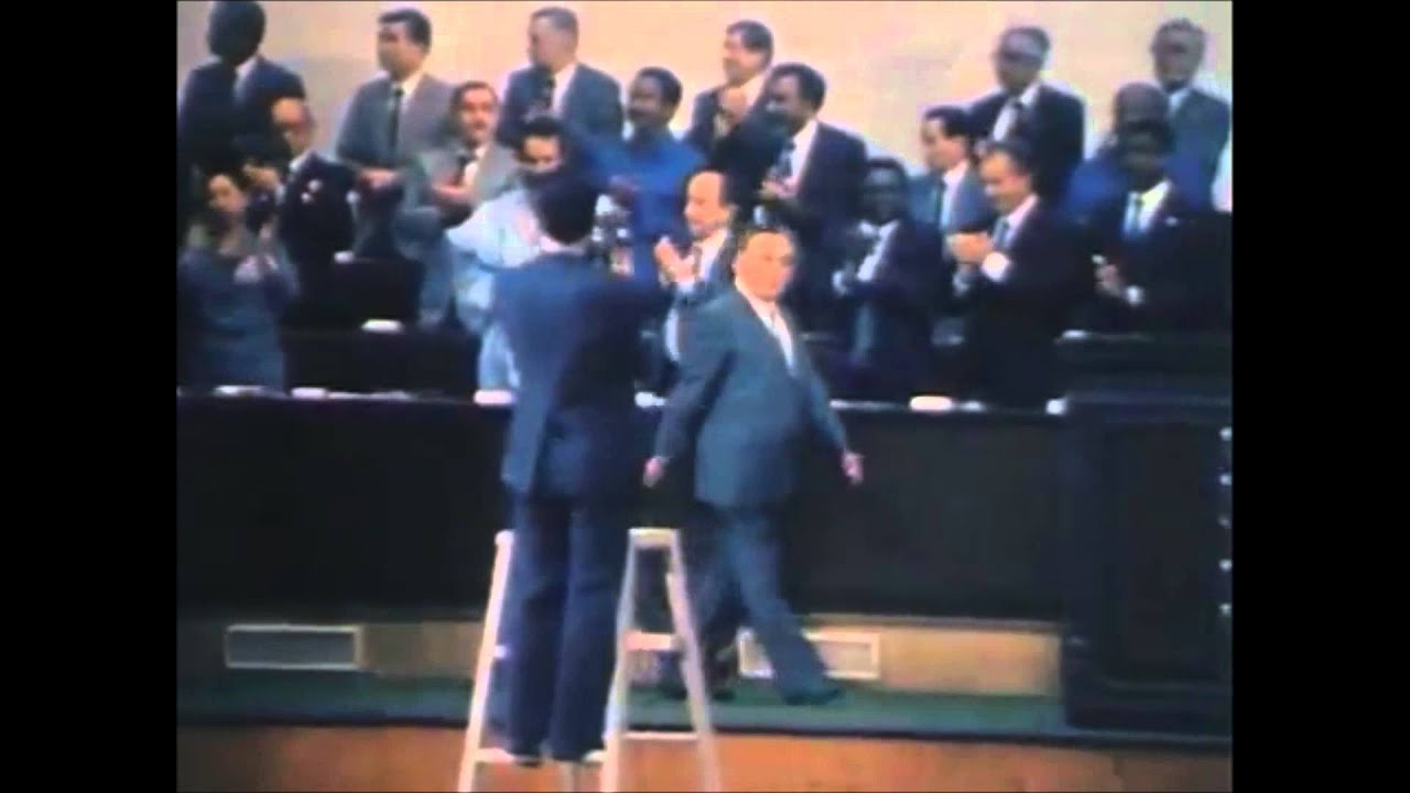 Great Leader KIM IL SUNG with tumor on his neck. - YouTube