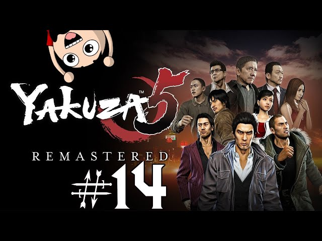 Yakuza 5   Part 14   Let's Punch A Bear   Two Crazy Gamers