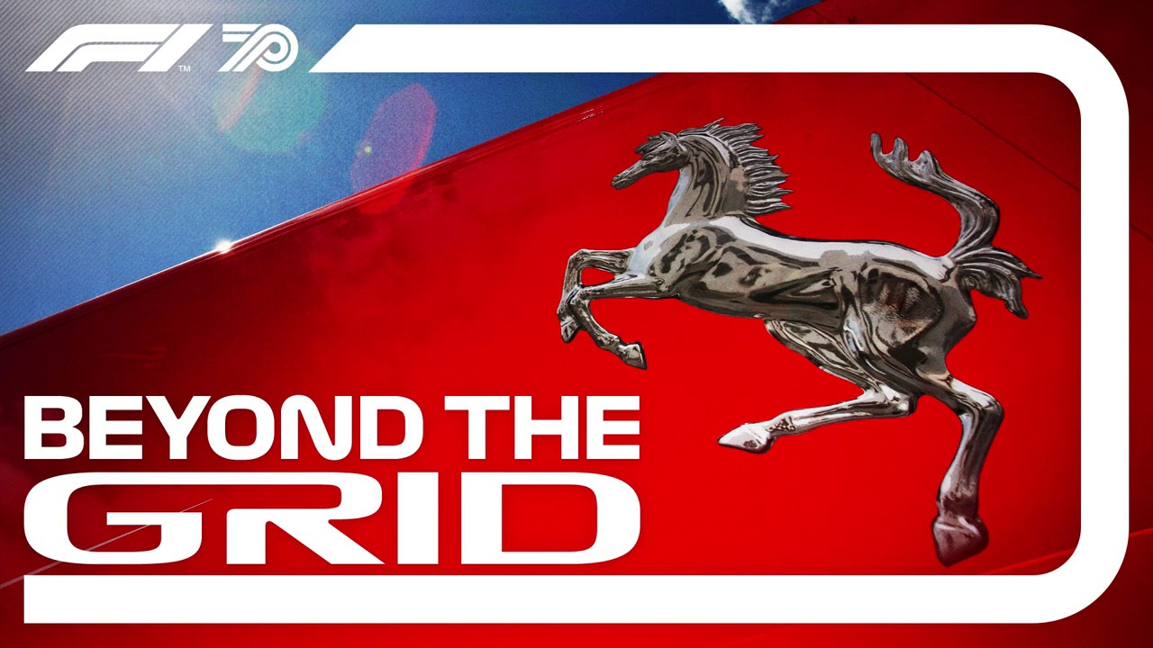 What Does It Mean To Race For Ferrari? | Beyond the Grid | Official F1 Podcast