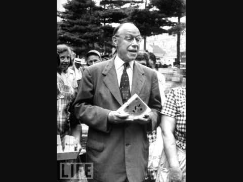 Sen. Robert Taft - Meet the Press, 1952 (1/3)