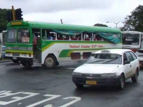 Fiji Bus Station 2008