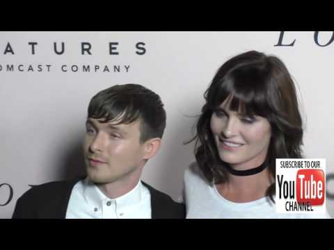 Marshall Allman and Jamie Allman at the Premiere Of Focus Features' Loving at Samuel Goldwyn Theater