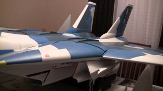 GJC 1/7 Scale F-14 Build