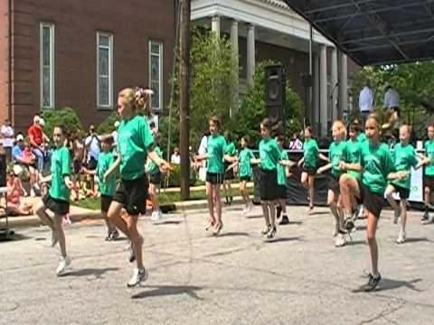 Oak View Elementary Jump Rope Team