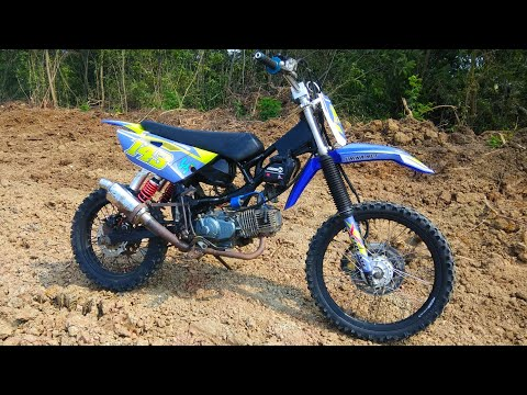 Yamaha jupiter Z Modif Grasstrack/Adventure (Bhs.Sunda)