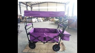 Offroad Stroller wagon - 100 subs goal