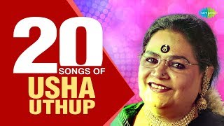 20 Songs Of Usha Uthup | উষা উত্থুপ | HD Songs | One Stop Jukebox