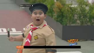 Kemeriahan Opening Ceremony Asian Games 2018