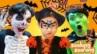 Boram Halloween Kids Makeup
