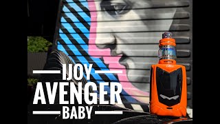 iJoy Avenger Baby QUICK REVIEW | HEAVENGIFTS.COM