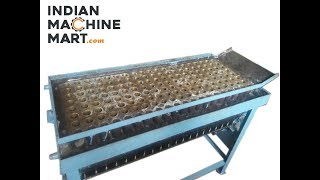 Tea Light Candle Making Machine - Indian Machine Mart