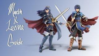 Super Smash Bros. Ultimate: Marth & Lucina Guide