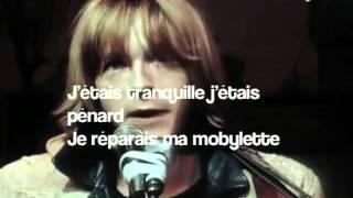 Renaud - Laisse Béton (avec paroles)