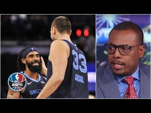 Paul Pierce likes Pistons for Mike Conley, Nets for Marc Gasol | NBA Countdown