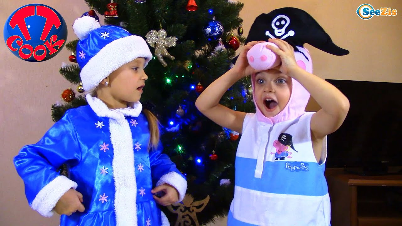 Christmas Challenge for Kids - Yaroslava
