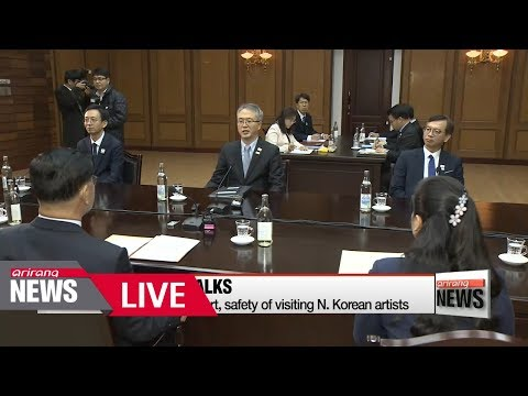 [LIVE/ARIRANG NEWS] North Korea to send 140 members of Samjiyon Orchestra...