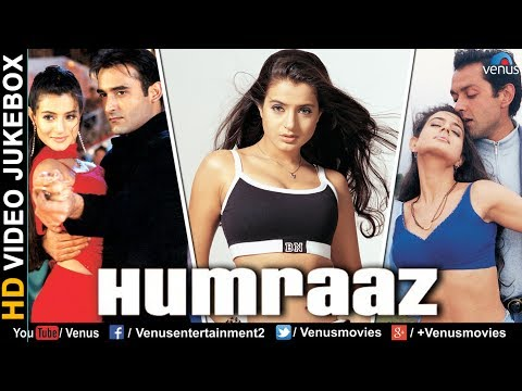 Humraaz - HD Songs | Bobby Deol, Amisha Patel, Akshaye Khanna | JUKEBOX | Bollywood Romantic Songs