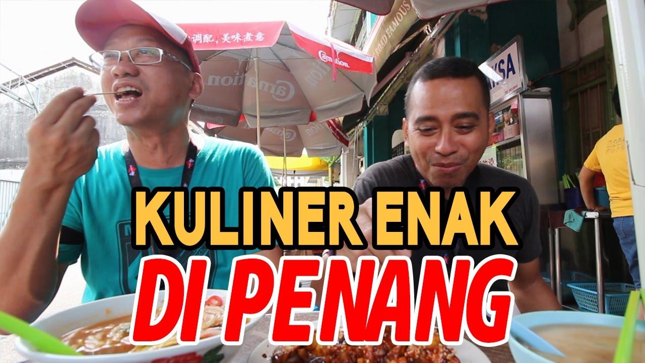 Kuliner Enak Di Penang Malaysia Yang Kamu Harus Coba Asam Laksa Char Kway Teow Dan Es Cendol