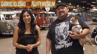 "Gabriel Iglesias VW ""Fluffy"" Museum (Subtítulos)"