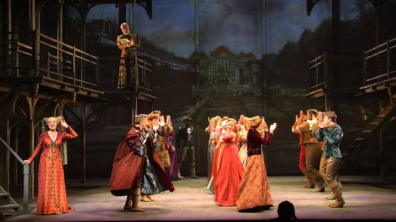 Ever After at Paper Mill Playhouse, A world-premiere musical