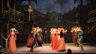 Ever After at Paper Mill Playhouse, A world-premiere musical.