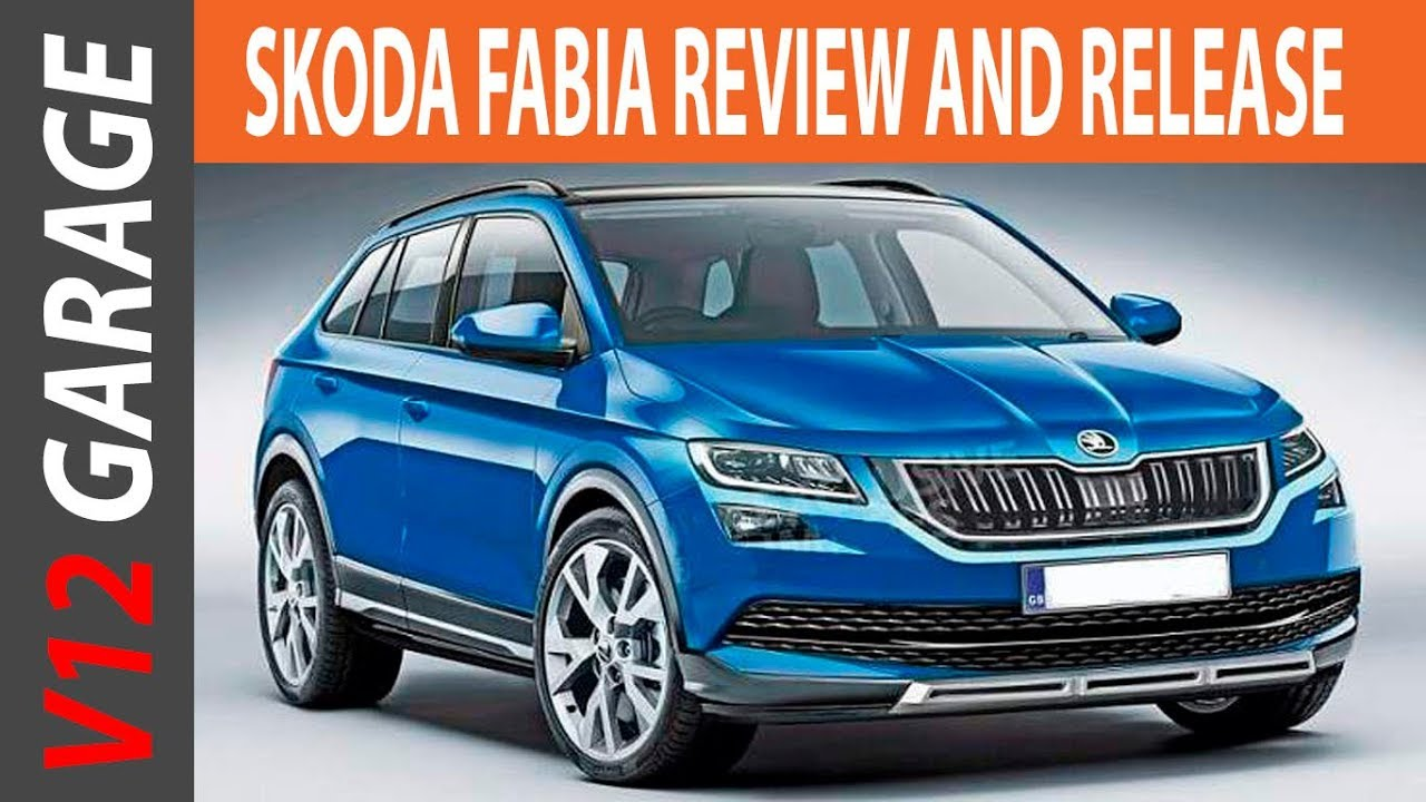 new 2018 skoda fabia suv rewiew interior and exterior. Black Bedroom Furniture Sets. Home Design Ideas