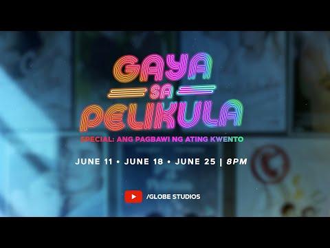 Gaya Sa Pelikula (Like In The Movies) Special: Ang Pagbawi ng Ating Kwento Trailer [ENG SUB]