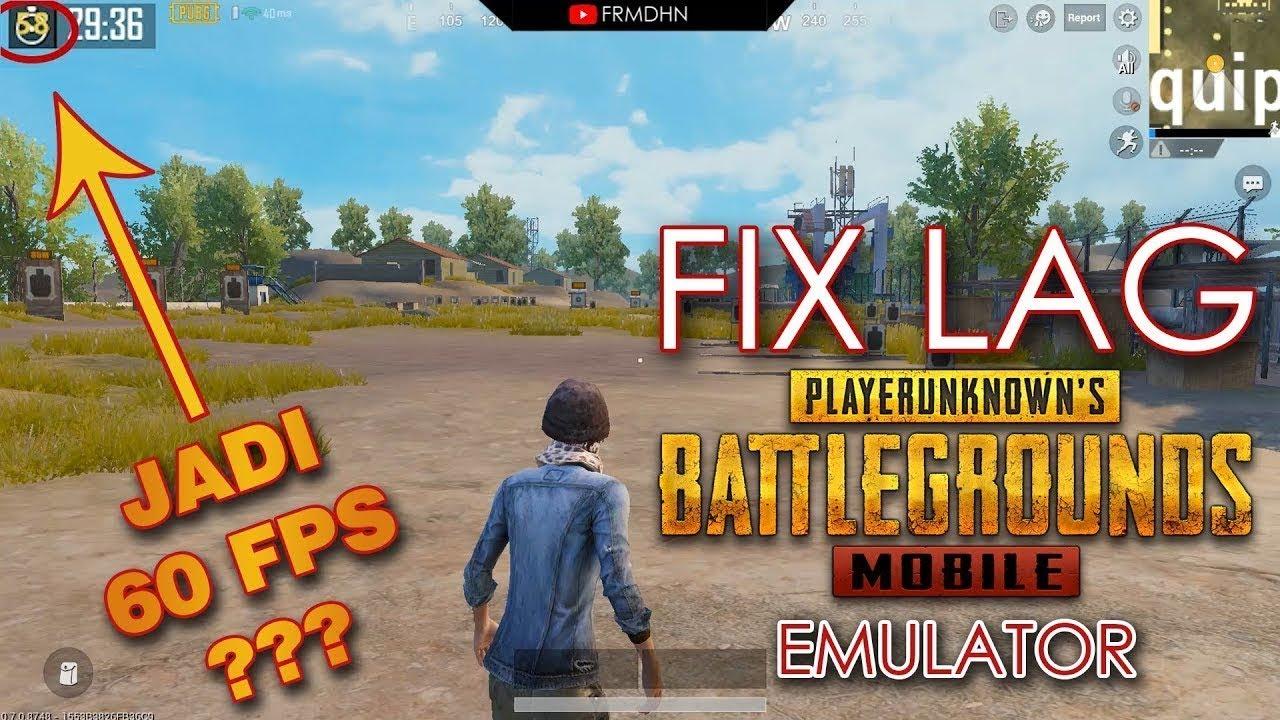 Fix Lag Problem Pubg Mobile Emulator Fix Lag – Fondos de Pantalla
