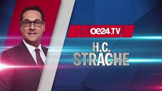 Fellner! Live: H.C. Strache im Interview