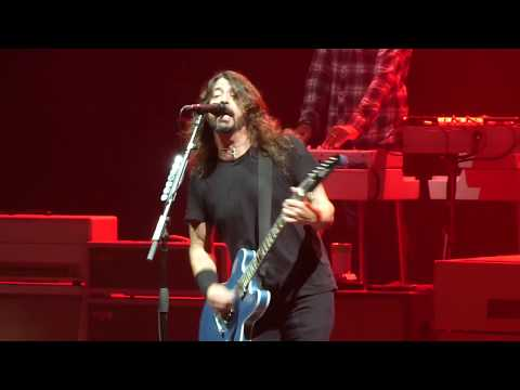 """All My Life"" Foo Fighters@Madison Square Garden New York 7/16/18"