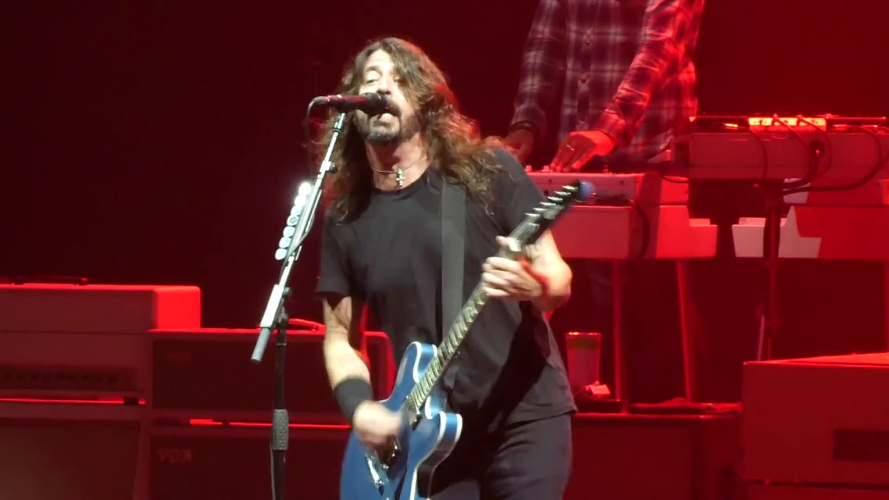 All my life foo fighters madison square garden new york - Foo fighters madison square garden ...