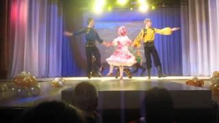 Образцовый хореографический ансамбль Родники