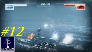 No 12 Let's Play Battle ship. バトル シップ。 MrCedar31 バトルシップ 検索動画 29