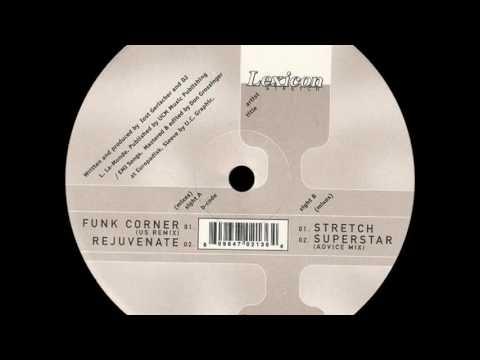 Lexicon - Funk Corner (US Remix) [Plastic City America]