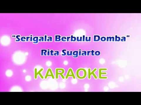 Serigala Berbulu Domba - Rita Sugiarto | Dangdut Karaoke Tanpa Vokal