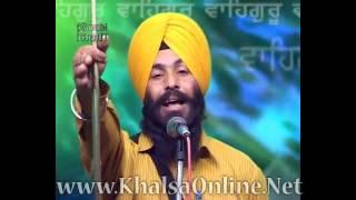 Bhindrawale Santa Warga Dhadi Jatha Sukhdev Singh Chamkara