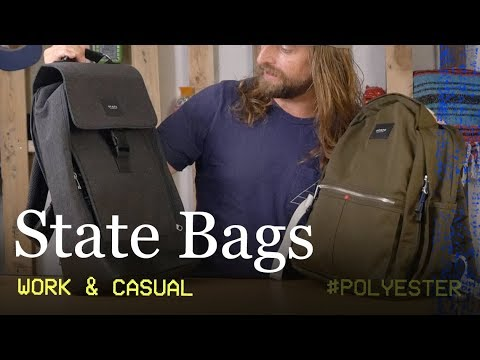 AFFORDABLE STYLISH BACKPACKS: STATE BAGS