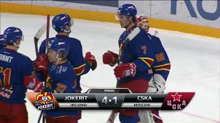 cSKA 1 Jokerit 4, 20 December 2018