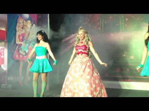 Barbie Princess and the Popstar Show - Girl Just Wanna Have Fun