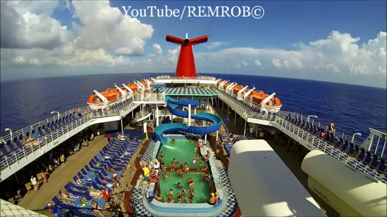 Carnival Cruise Paradise 2018 Youmailr Com